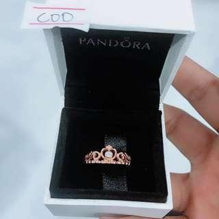 Pandora Rosegold Ring