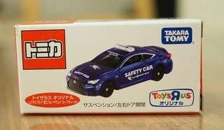 全新 TAKARA TOMY TRU反斗城限定 Safety car 富士安全車