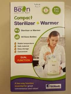 UNDER WARRANTY - Little Bean COMPACT Steriliser + Warmer
