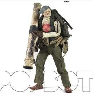 全新 ThreeA Ashley Woods Action Portable Heavy TK KATO 1/12 6吋 Figure