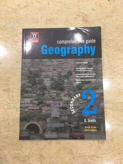 Secondary 2 Comprehensive guide to Geography