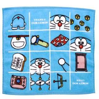 [代購] 🇯🇵 日本 3COINS×ドラえもん 多啦A夢 手巾