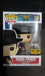 [Hot Topic Exclusive] Diana Prince (With Ice Cream)