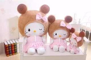 Valentine Gift - Hello Kitty Biscuit Soft Toy