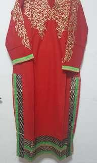 🚚 Indian Costume