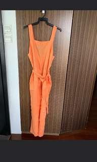 Grana linen jumpsuit