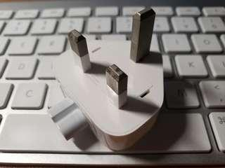 Apple USB Power Adapter plug only
