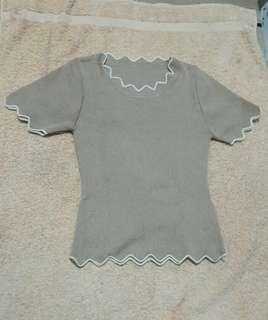Origami blouse