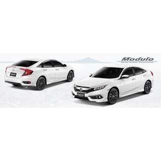 Honda Civic Modulo Body Kit