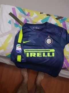 Jersey authentic Inter milan ditandatangani Icardi