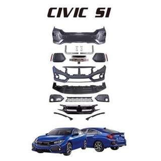 Honda Civic FC SI Body Kit