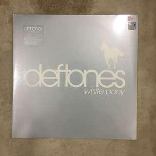 Lp Deftones - white pony