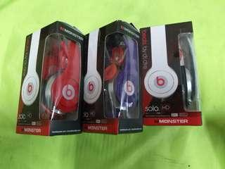 Headset EXSTRA BASS  (All item)