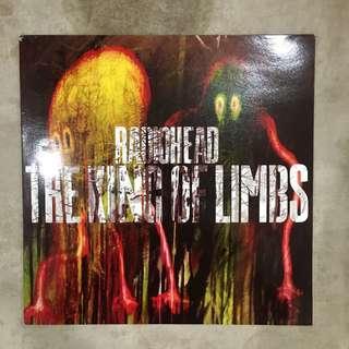 Lp Radiohead - the king of limbs