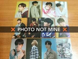 Wanna One Therefore Concert Special Gifts