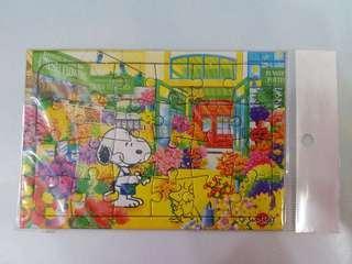 Snoopy拼圖24塊