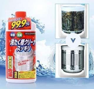 日本熱銷 - Rocket Soap 洗衣槽清潔劑