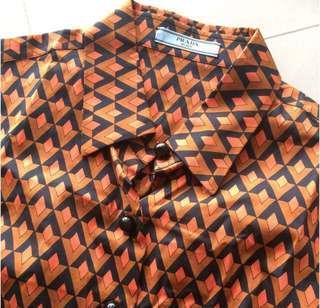 Authentic Prada Ladies' Shirt