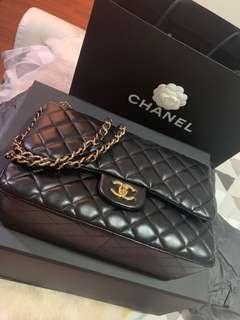 Chanel jumbo 100% authentic