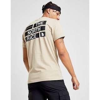 🚚 The North Face NEWBOX T-shirt (Beige)