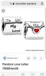 Pandora charms for valentines day