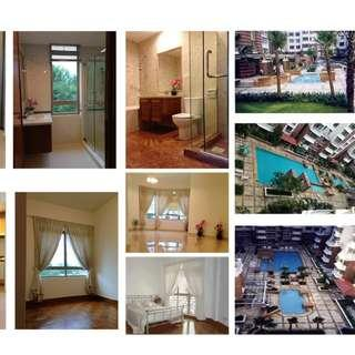 The Blossomvale (Bukit Timah) : Spacious 3 Bedroom for RENT