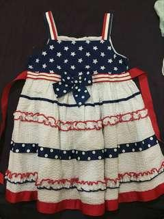 American Dress for girls