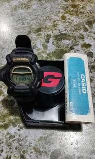 Casio G Shock Riseman DW-9200 Men in Black Triple Sensor