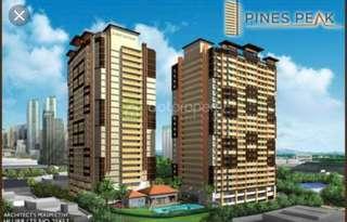 For Rent 1 bedroom Pinespeak Cityland Tower 1