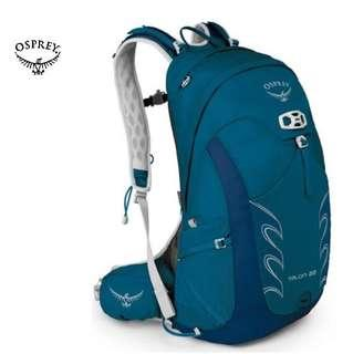 OSPREY TALON 22 DAY HIKING | ADVENTURE RACING | DAYPACK  Color: ULTRAMARINE BLUE