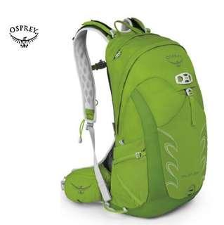 OSPREY TALON 22 DAY HIKING | ADVENTURE RACING | DAYPACK  Color : SPRING GREEN
