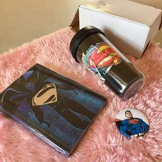 Justice League Super Man Merch