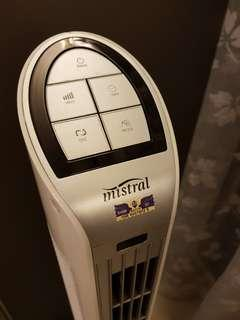 Mistral Air Circulator and Ionizer