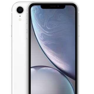 Brand New 128GB IPhone XR White
