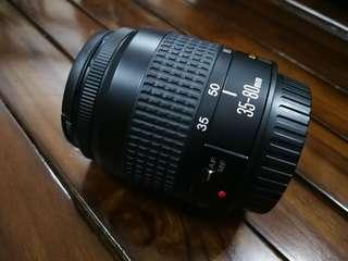 Canon EF 35-80mm for canon eos camera