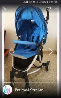 Preloved Baby Stroller