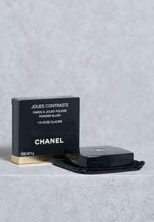 Chanel Joues Contraste Powder Blush 170 Rose Glacier 4g