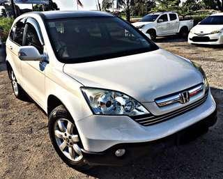 HONDA CRV IVTEC 2.0 AUTO TIPTOP CONDITIONS