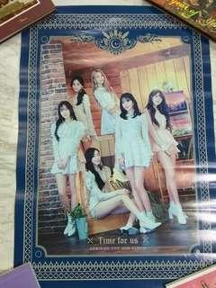 [WTS] Kpop Girl Group Posters (GFriend / Iz*one / Oh My Girl / Loona)