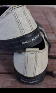 Cheap Monday Sneakers Authentic Original