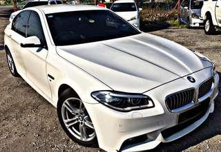 BMW F10 528i 2.0 AUTO NEW FACELIFT