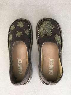 Camper Twins 'Leaves' Women's Flats