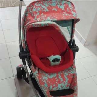 Quinny Stroller Limited Edition