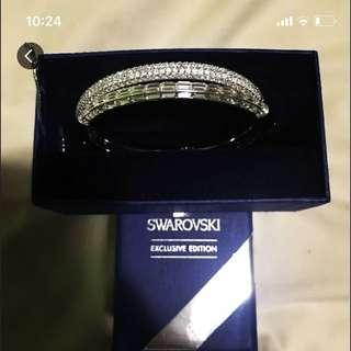 Authentic Swarovsky bangles
