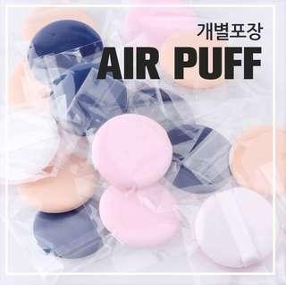 🚚 韓國 氣墊粉撲組