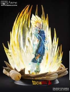 Tsume HQS Dragon Ball Z  Majin Vegeta