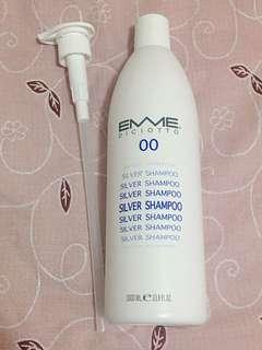 🚚 EMME紫灩矯色洗髮精 - 1000ml全新附壓頭