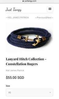 🚚 Kiel James Patrick KJP Lanyard Hitch Collection - Constellation Rogers