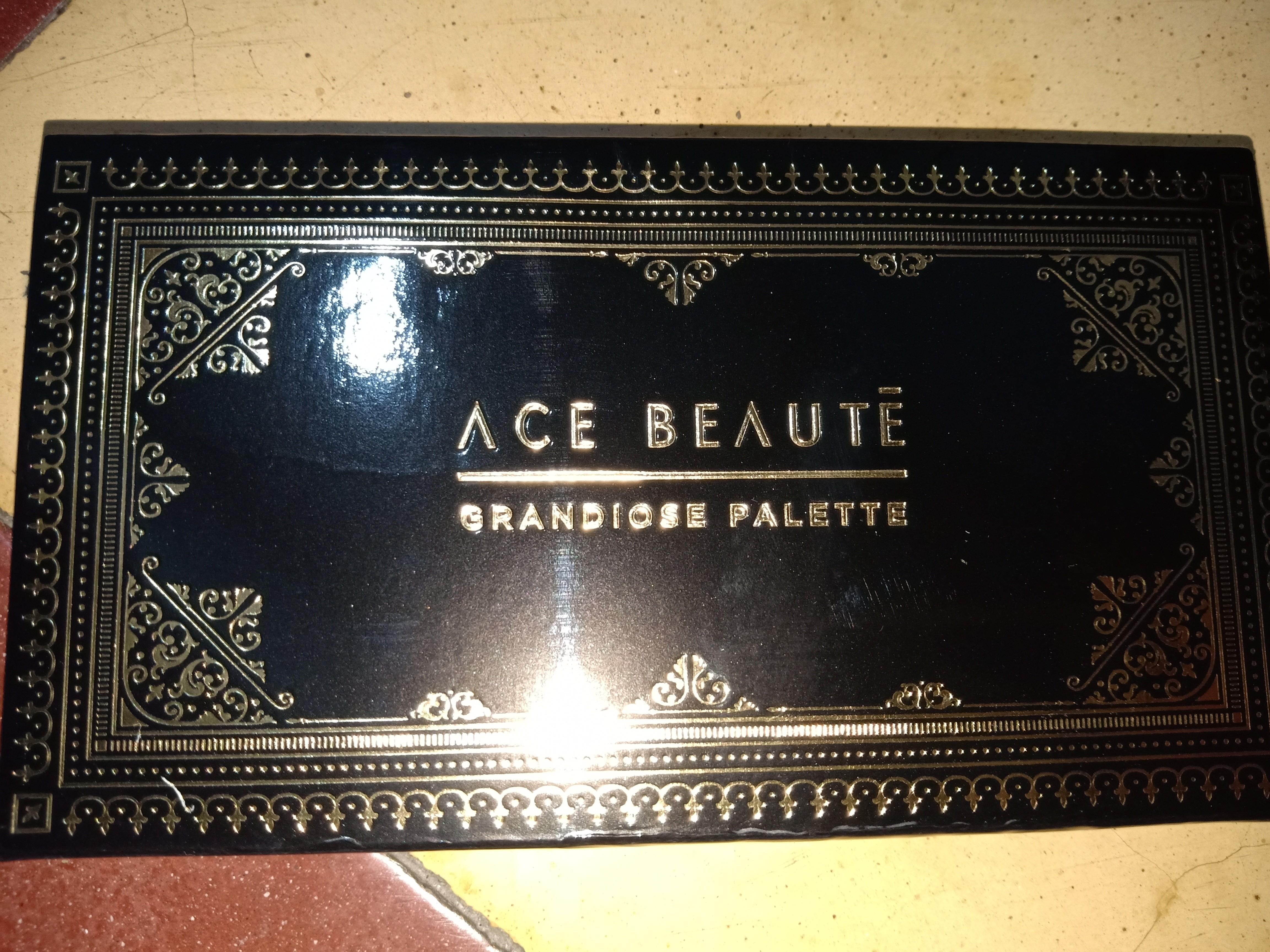 ACE BEAUTE - Grandiose Palette