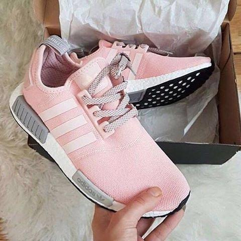 Adidas NMD Office Edition (Vapour Pink), Women's Fashion